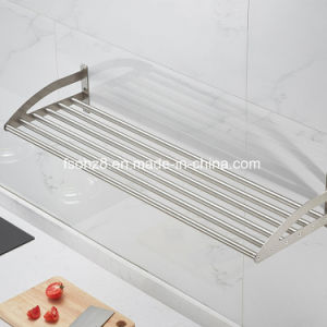 304 Stainless Steel Wall Mounted Multi-Purpose Storage Kitchen Rack pictures & photos