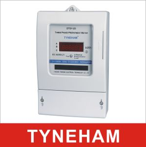 Dtsy-2D Series Three Phase Electronic Prepaid Energy Meter pictures & photos