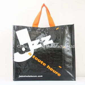 Customized Tote Coated Promotion Non Woven Recycled Shopping Bag pictures & photos