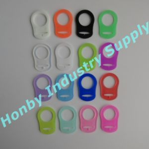 Silicone Orthodontic Baby Pacifier Soother Nippler pictures & photos