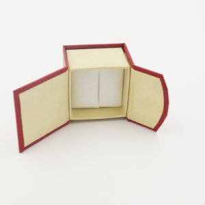 Factroy Price Cheap Customized Velvet Jewelry Box (J22-A1) pictures & photos