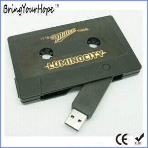 Cassette Design USB Memory Drive (XH-USB-112) pictures & photos
