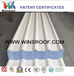 Winsroof UPVC Hollow Roof Tile pictures & photos