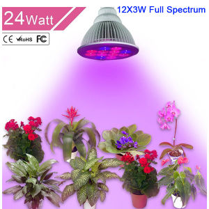 AR111 LED Grow Light E27 LED Bulb Plant Growth Light pictures & photos
