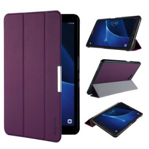 Premium PU Leather Tablet Case for Galaxy Tab 10.1 pictures & photos
