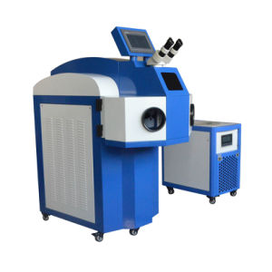 Good Laser Welder Machine Price for Welding Jewelry pictures & photos