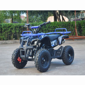 50cc Air Cooled Electric Start Quads/ATV (SZG49A-1) pictures & photos