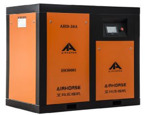 No Mute AC Electric Motor 30kw/40HP Screw Air Compressor pictures & photos