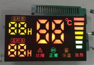 LED Digit Display Screen for Domestic appliance. LCD Replacement. pictures & photos