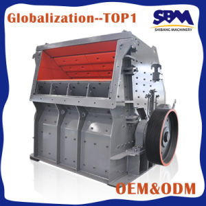 Limestone Impact Crusher in Limestone Crushing Process pictures & photos