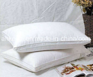 Memory 3D Virgin Siliconized Fiber PP Cotton Bed Pillow pictures & photos