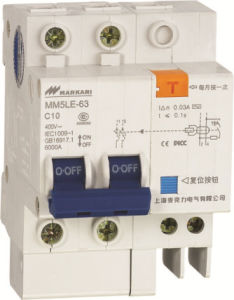 Mini Circuit Breaker (MM5LE-63-4P) pictures & photos
