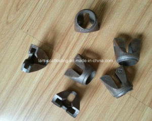 Ringlock Scaffolding Horizontal Head/End/ Connector Made of Casting Material pictures & photos