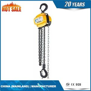 Hsz-K Liftking Manual Hoist (capacity 0.5t to 20t) pictures & photos
