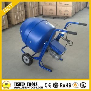 portable Concrete Mixer with Handle
