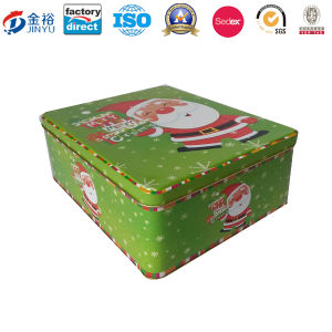 Customized Logo Printing Luxury Jewelry Packaging Paper Box for Gift pictures & photos