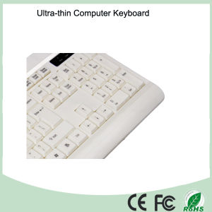 Ultra Slim Cheap Wired Keyboard (KB-1805) pictures & photos