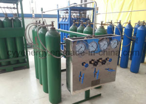 High Quality 30L High Pressure Carbon Dioxide Oxygen Nitrogen Argon Steel Gas Cylinder pictures & photos
