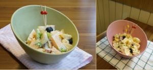 Eco Bamboo Fiber Biodegradable Tableware Bowl (BC-B1012) pictures & photos
