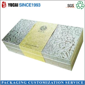 Luxury Silver Tea Paper Box with Wholesale pictures & photos