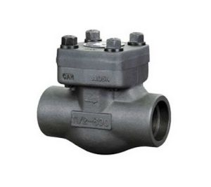Forged Steel Piston Check Valve pictures & photos