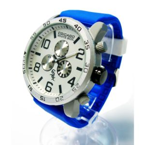 Multifunctiional Waterproof Silicone Sport Wrist Watch pictures & photos
