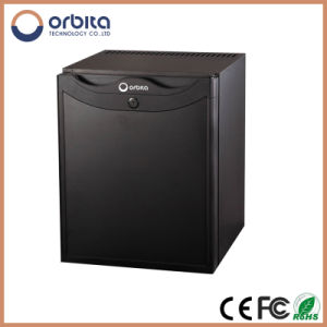 40L No Compressor No Noise No Freon Wholesale Absorption Hotel Mini Refrigerator pictures & photos