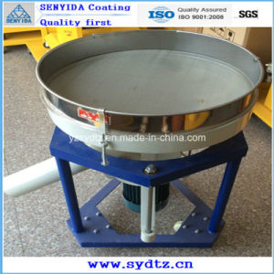 Powder Coating Machine for Sieving Powder pictures & photos