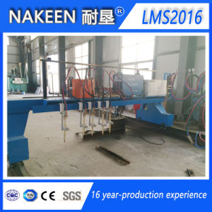 Gantry CNC Plasma/Gas Cutter From Nakeen pictures & photos