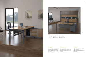 Hot-Sale Office Furniture Executive Desk Office Desk