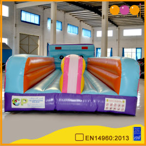 Interactive Bungee Run Sport Game Inflatable Playground (AQ1717-20) pictures & photos