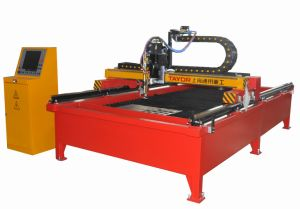 Small Size Table Type CNC Plasma Cutting Machine pictures & photos