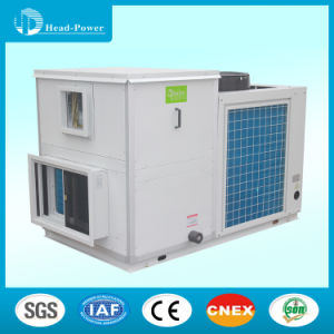 Hitachi Scroll Compressor R410A Roof Top Packaged Air Conditioner Unit pictures & photos