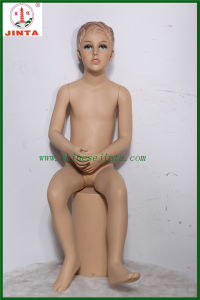 Boy Sit Down Mannequin Model (JT-J24) pictures & photos