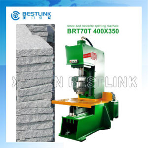 Kerb Stone Hydraulic Natural Face Split and Cut Machine pictures & photos