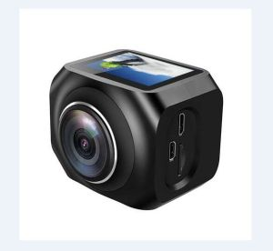1.5 Inch Screen Wide Angle WiFi Control Waterproof 360 Sport Camera