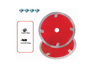 Hot Pressed Blade Protected Fine Turbo Blade pictures & photos