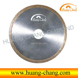 Diamond Saw Blade for Cutting Marble or Glass