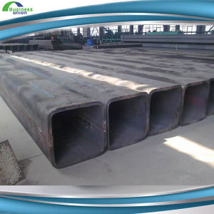 En 10219 ASTM A500 Welded ERW Steel Pipe pictures & photos