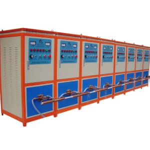 Save 30% Energy Steel Bar Induction Heating Annealing Machine pictures & photos