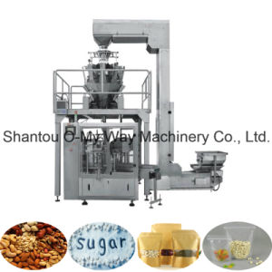 Fully Automatic Stainless Steel Rotary Bag Packing Machine pictures & photos