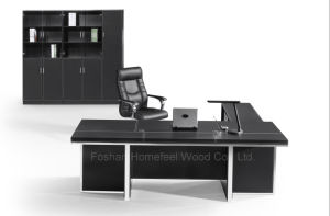 Modern Office Furniture, MFC Manager Table, Fashion Desk (HF-PT2408) pictures & photos