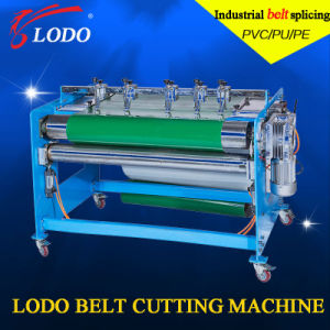 Holo Conveyor PVC PU Belt Cutting Machine pictures & photos