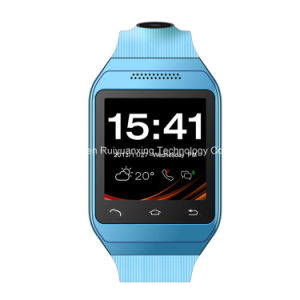 "S19 1.54"" Touch Screen Camera Smart Bluetooth Watch pictures & photos"
