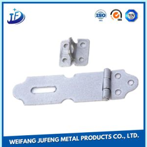 Custom Precision Metal Stamping Press Parts Stamping Roller Safety Belt Buckle pictures & photos