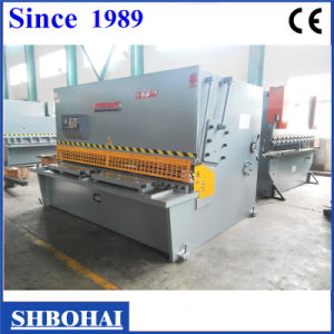 Mechanical Shearing Machine, Hydraulic Shearing Machine (QC12Y 13 X 2500) pictures & photos