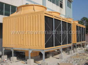 Cross Flow Square Type Cooling Tower (NST-700/M) pictures & photos