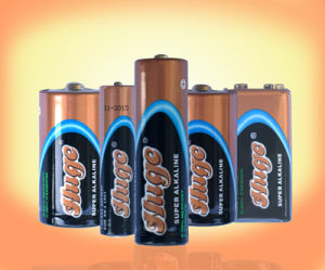1.5V Power AA Size Alkaline LR6 Dry Cell Battery For Camera (AM-3) pictures & photos