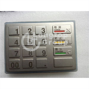 Diebold ATM Parts EPP5 Keyboard with Multi Language (49242377792A) pictures & photos