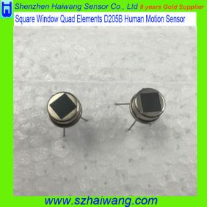 Quad Pyroelectric Infrared PIR Motion Sensor D205B pictures & photos